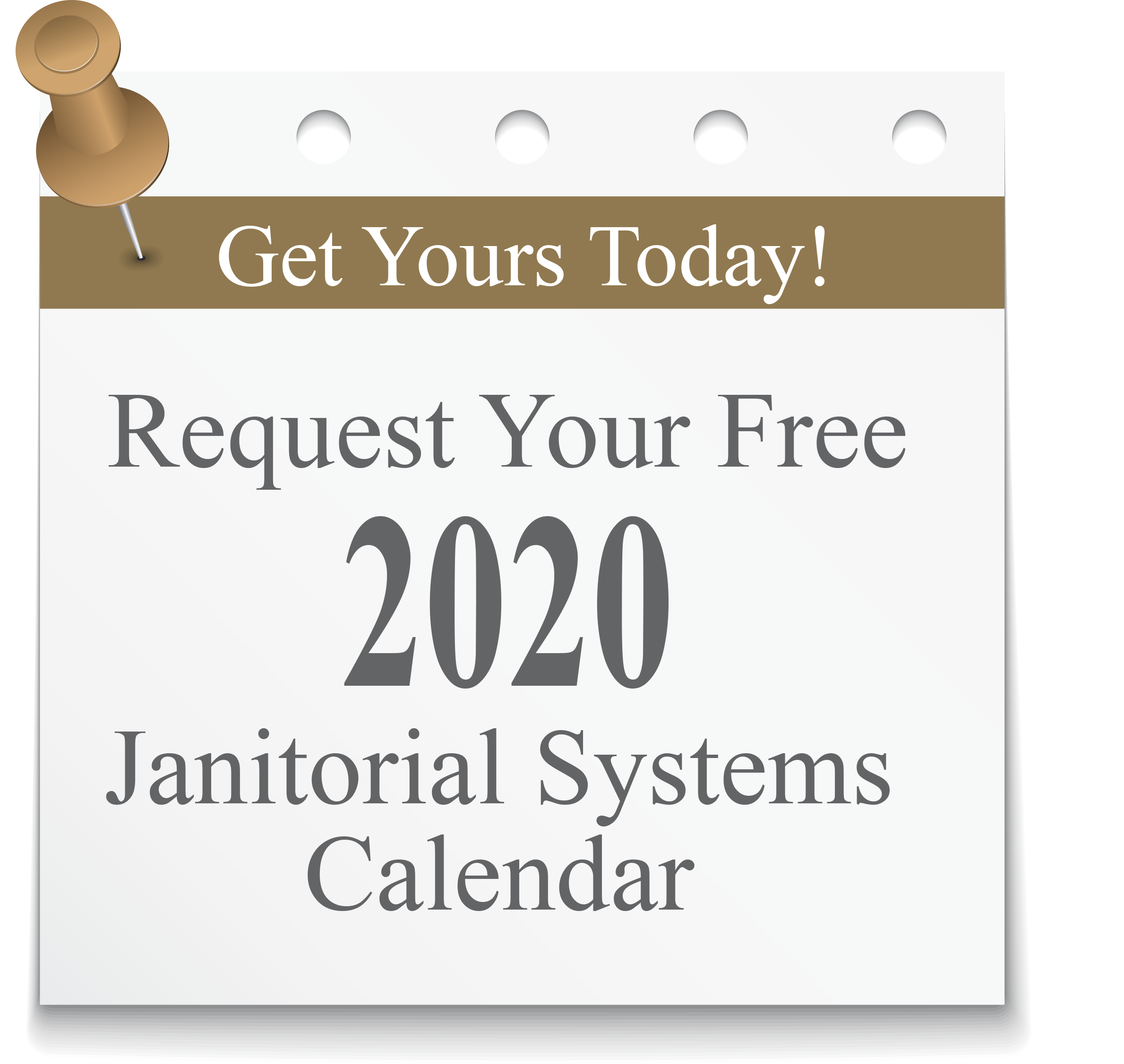 Request Your 2020 Calendar