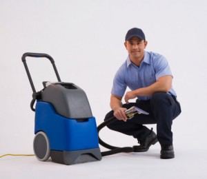 Deep cleaning janitorial services